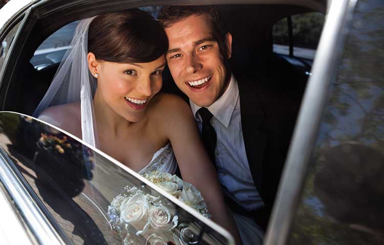 Chauffeur for Events and Weddings