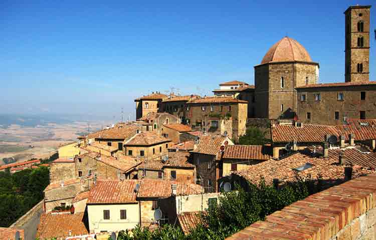 Tour Medieval towns in Tuscany
