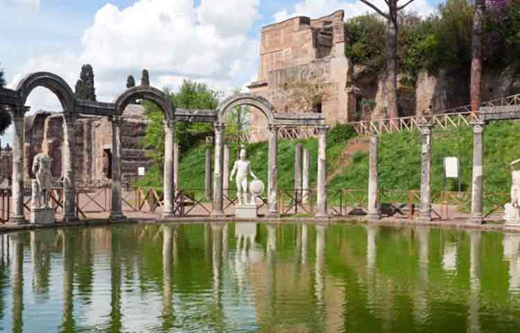 Tour Beautiful villas surrounding Rome