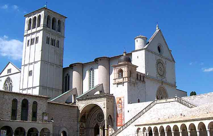 Tour City of San Francesco - Assisi