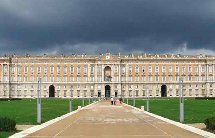 Tour Royal palace Caserta